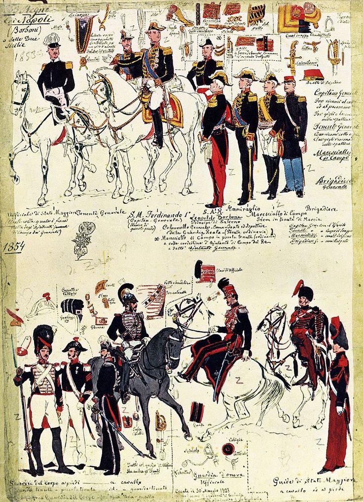 Esercito due sicilie 2 - Esercito delle Due Sicilie - Wikipedia