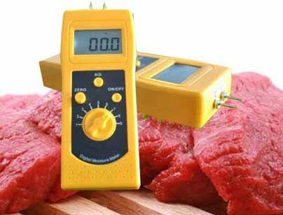 Alat Pengukur Kadar Air Daging DM300R Digital