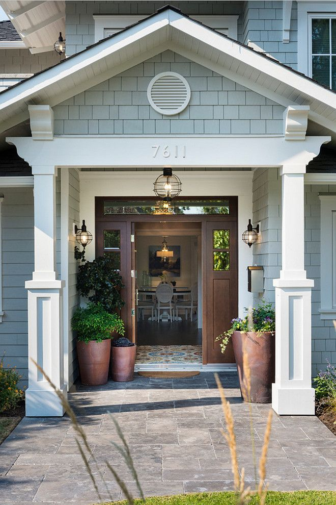 exterior trim paint color is white heron benjamin moore in semi gloss kemp construction sarah gallop design