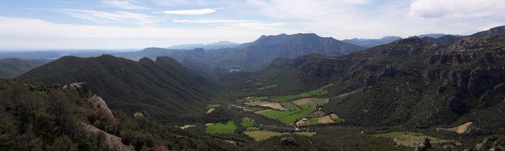 Mirador Serra Seca.