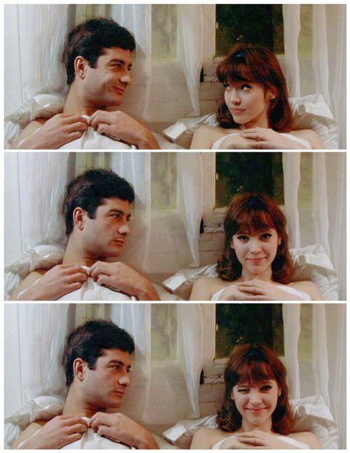 Une femme est une femme, Godard. 1961.