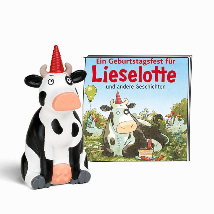 Tonie - Lieselotte - Ein Geburtstagsfest für Lieselotte und andere Geschichten | Geburt