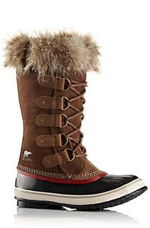 Women's Joan of Arctic™ Boot | Umber/Red Dahlia Color | Size 8.5