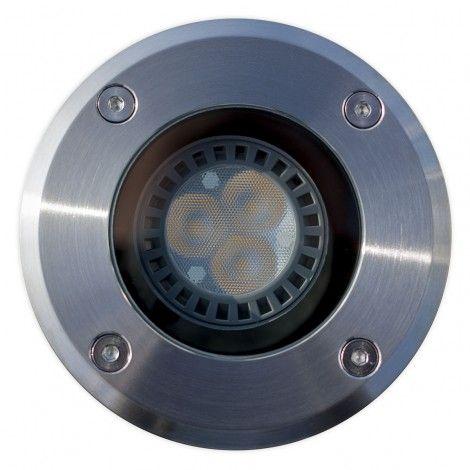 rvs grondspot geschikt voor LED