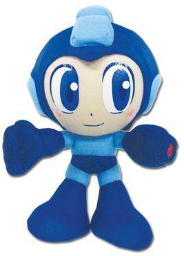 Mega Man 10: Mega Man Plush