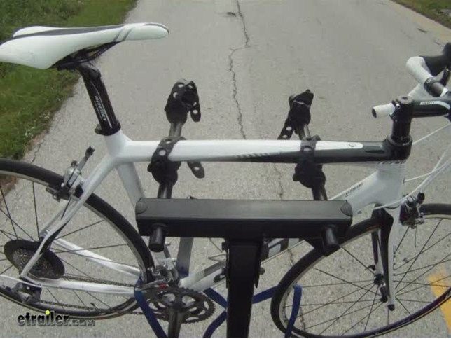 "Thule Parkway 2 Bike Rack for 2"" Hitches - Tilting Thule Hitch Bike Racks TH958"
