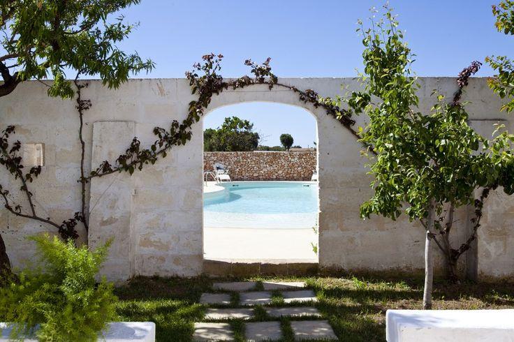 Lamia Bianca - villa avec piscine dans les Pouilles, à proximité des plages de sable