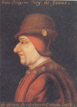 Louis XI (1423 - 1483) - L'«universelle aragne» - Herodote.net
