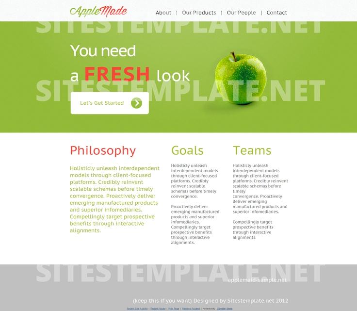 10 best ideas about Google Sites Templates on Pinterest | Logos ...