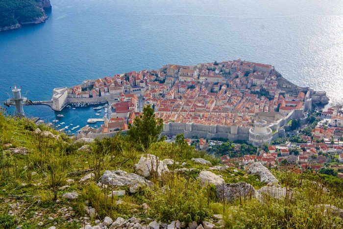 Dubrovnik Croatia Photos, Info & Facts - Footsteps of Jim | Footsteps of Jim