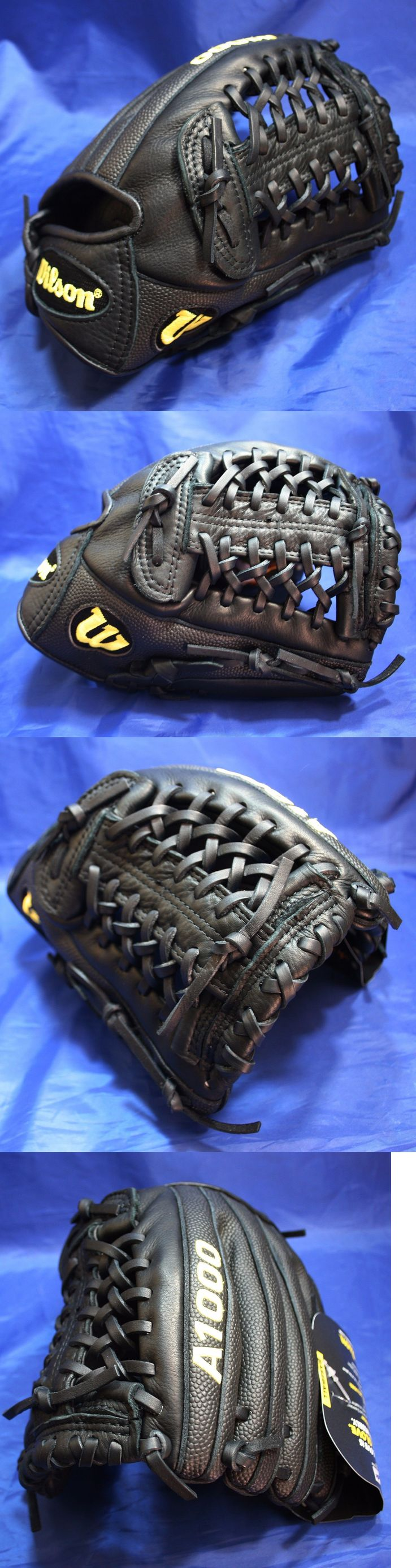 Gloves and Mitts 16030: Wilson A1000bbcjwss(12 ) Super Skin Baseball Glove(Right Handed Thrower) -> BUY IT NOW ONLY: $74.95 on eBay!