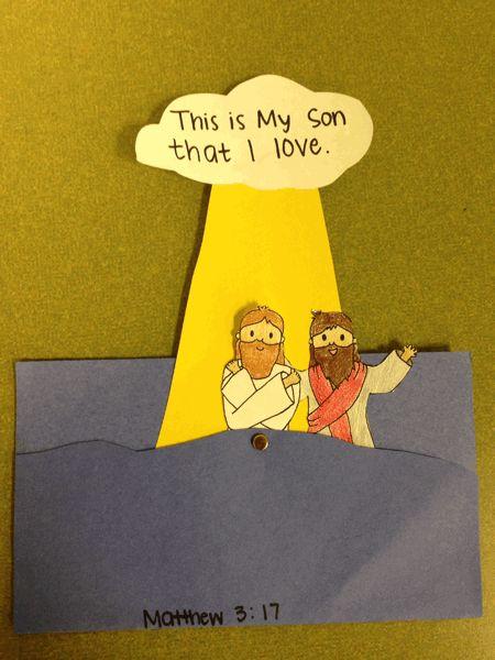 E280: John the Baptist and Jesus's baptism (1/2)