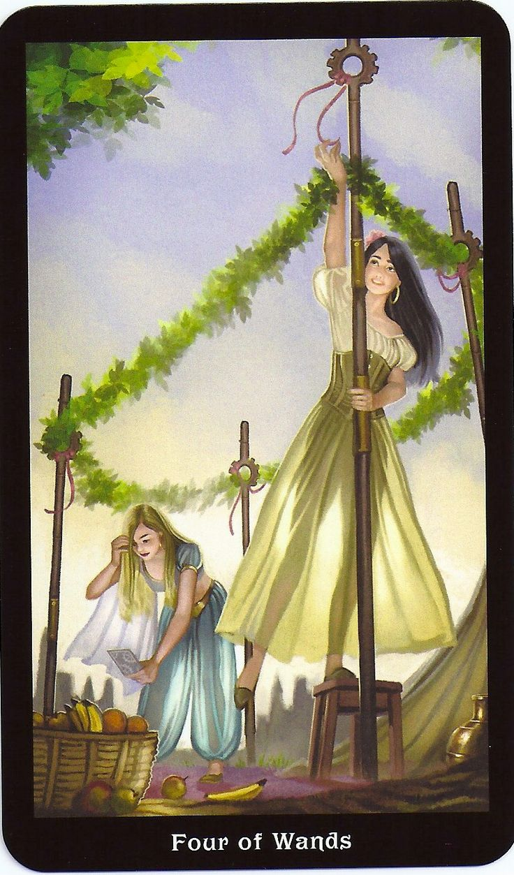More Tarot Tuesday The Occult Detective The High: 17 Best Images About Four Of Wands