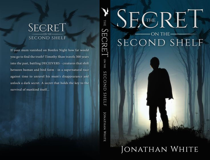 The Secret on the Second Shelf is available on both Kindle and Paperback from leading online book retailers including Amazon, Waterstones, Blackwells and Barnes & Noble.  An ideal buy if you love creepy stories with monsters, time travel and supernatural mysteries...