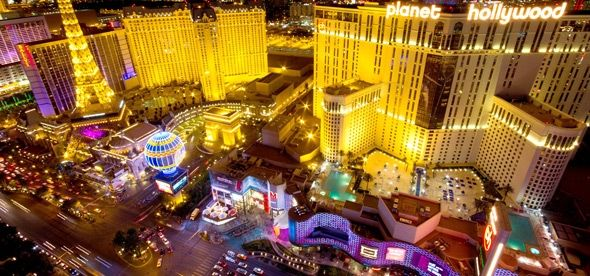 Лас-Вегас-Стрип - счастье, молодость и азарт