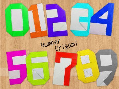 Origami tränar finmotorik och att lära sig läsa instruktioner. Detta är ett exempel på en av många origamiappar