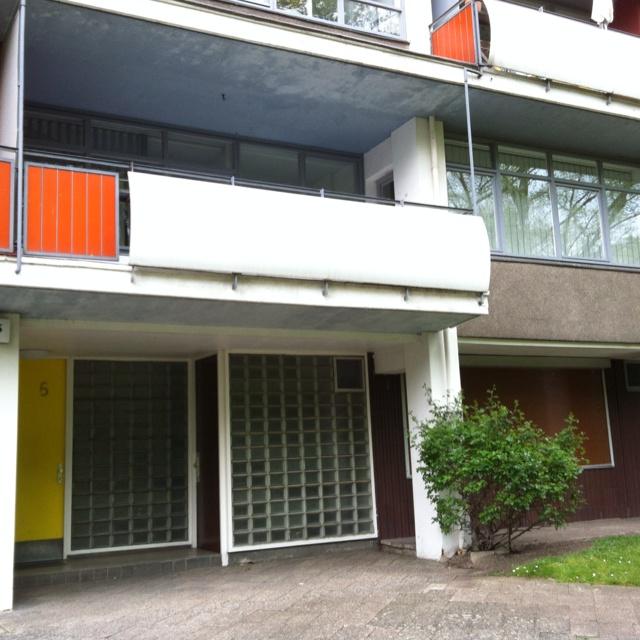 Walter Gropius - 1957 - Hansa Viertel - Berlin