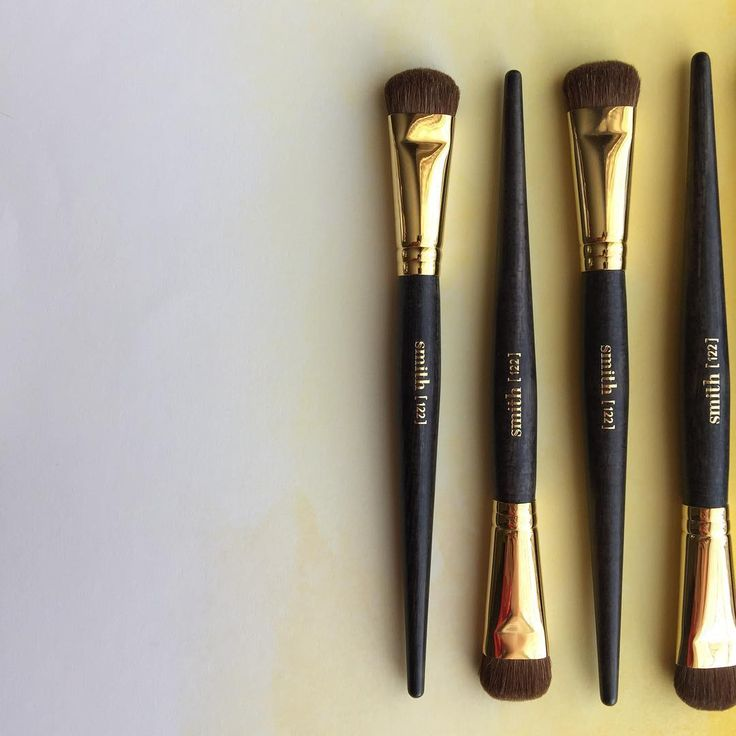 """49 Likes, 2 Comments - Smith Cosmetics (@smithcosmetics) on Instagram: """"Have you tried the #122 brush? We love it for cream blush, cream highlight, and sometimes even for…"""""""