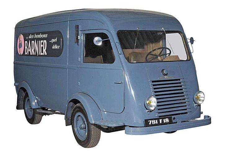 Renault Fourgon 1000 kg, voiture utilitaire - 1945
