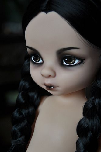 ~Wednesday Addams~ Animator's Collection Toddler doll Mulan | Flickr - Photo Sharing!