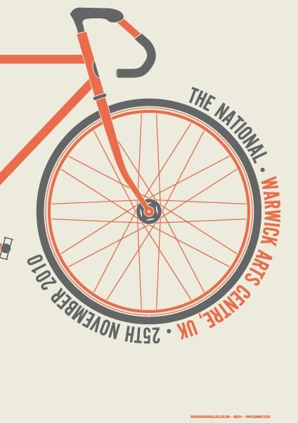 Bicycle design logo.  |   Sean Mort