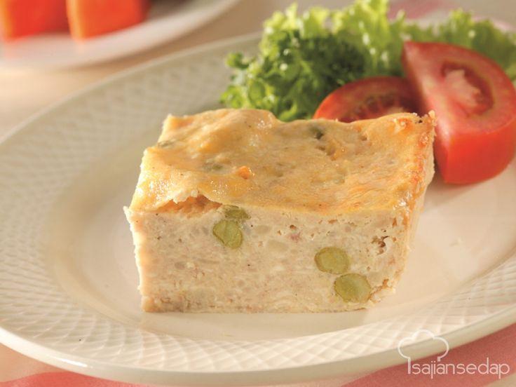 Untuk menu sarapan, buat saja olahan kentang yang dipanggang dengan keju dan daging giling. Bahannya minimal tapi Kentang Panggang ini dijamin enak dan praktis dibuat.