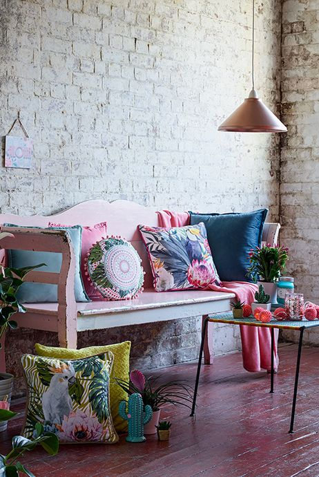 The colourful homeware trend we just adore!