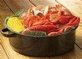 cajun steampot + Joe's crab = yummy