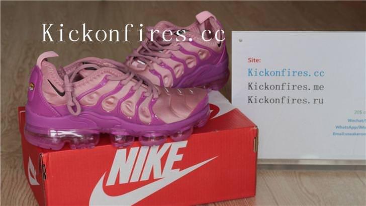 92922b5ee6e Nike Air Vapormax Plus Pink Purple