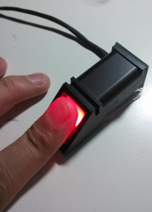 Arduino Fingerprint Lockby jack1986