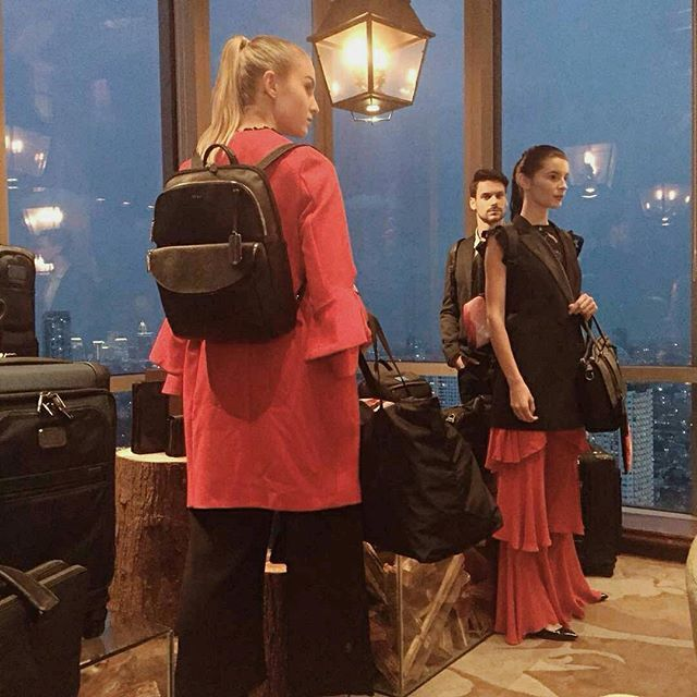 Tumi has just launched its new Fall/Winter collection @tumitravel #BazaarIndonesia #TumiTravel #perfectingthejourney  via HARPER'S BAZAAR INDONESIA MAGAZINE OFFICIAL INSTAGRAM - Fashion Campaigns  Haute Couture  Advertising  Editorial Photography  Magazine Cover Designs  Supermodels  Runway Models