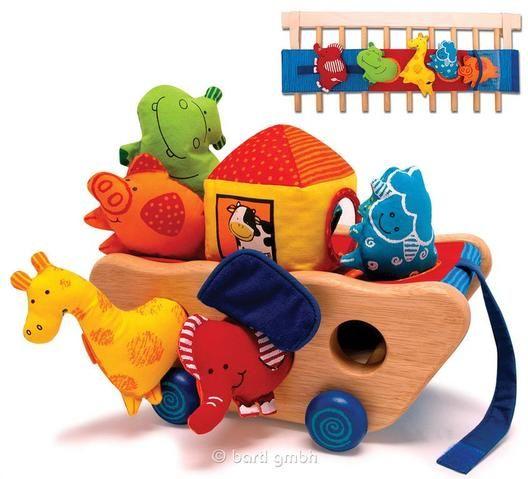 I´M Toy Noahs Abenteuer-Arche,   107405 / EAN:08850714120370