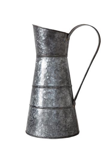 Regadera de zinc de la firma sueca Affari #estilonordico