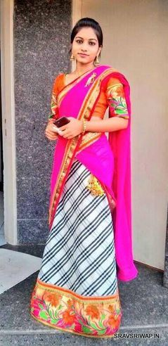 11 Beautiful Tamil Actress in Saree | Styles At Life