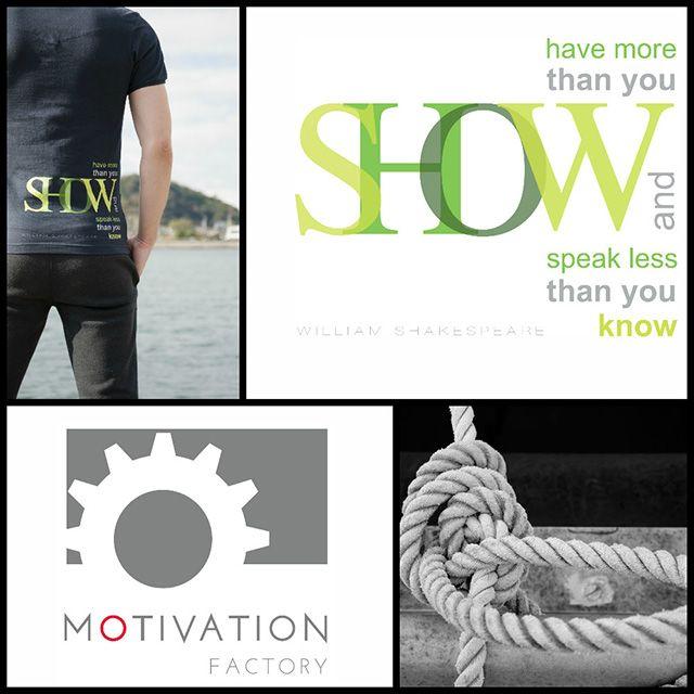 Motivating t-shirt , t-shirt with quotes  by Motivation Factory// Motywujca koszulka