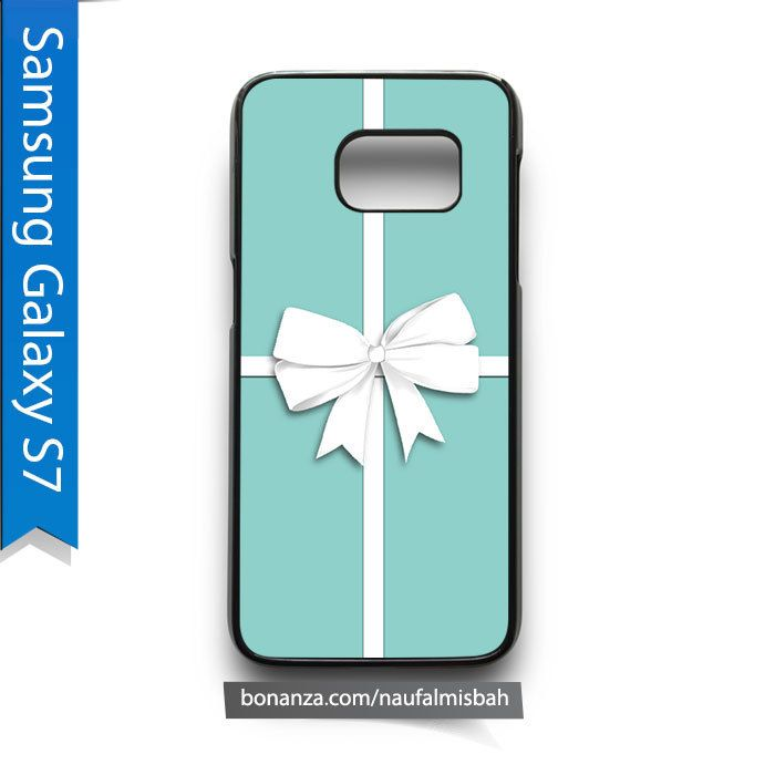 Tiffany Box Bow Samsung Galaxy S7 Case Cover