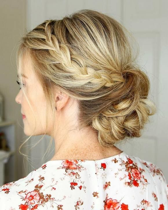 Best 25 Party  hairstyles  ideas on Pinterest Perfect