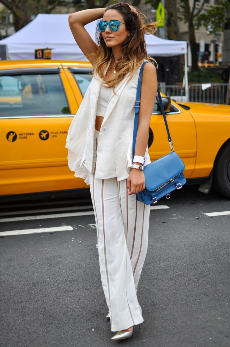 NYFW : TAMARA KALINIC | RBongiovani Street style , Fashion Week, outfit inspiration. fashion photography, bloggers style, the glam and glitter, taxi New York City NYFW