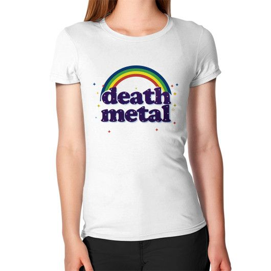 Death metal Women's T-Shirt