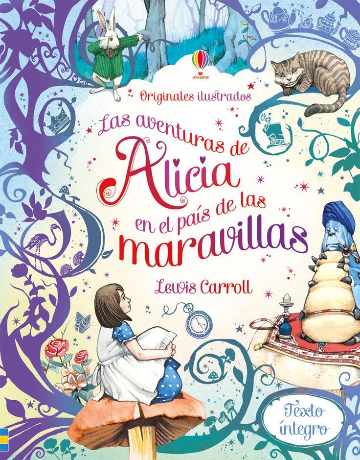 Una hermosa edición del clásico atemporal de Lewis Carroll.   #libros #libro #librosinfantiles #cuentos #historias #niños #paraniños #relatos #aliciaenelpaísdelasmaravillas