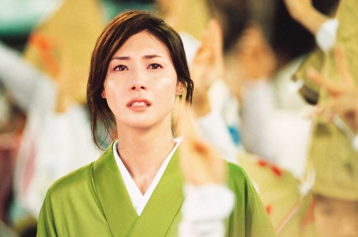 Japanese Film 「眉山」松嶋菜々子