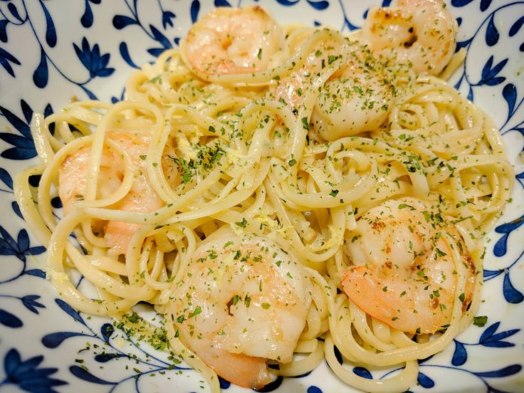 Shrimp Scampi – So Delicious You Make It Every Week