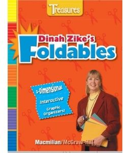 A rarity: Free Dinah Zike Foldables. Instructions and ideas for using some of her basic foldables.