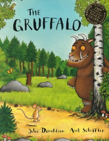 The Gruffalo by Julia Donaldson, Axel Scheffler. More like this at www.thebookseekers.com/collections.html