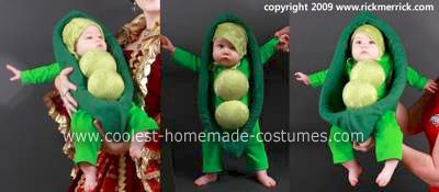 Pea in the pod halloween costume Baby Costumes | Bizrate