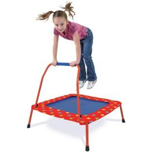 Buy Galt Folding Trampoline at Argos.co.uk - Your Online Shop for Trampolines and enclosures.