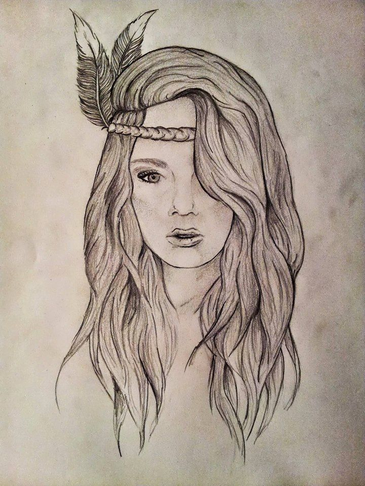 17 Best ideas about Cool Girl Drawings on Pinterest | Cool ...