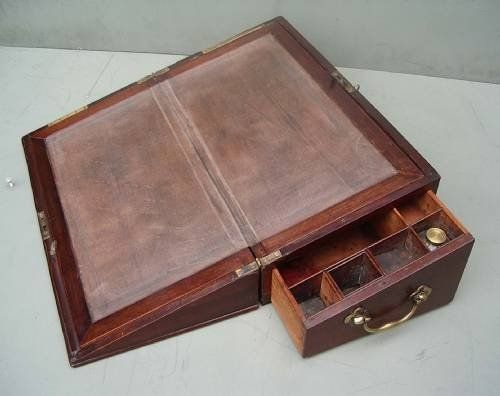 9 Best Wooden Boxes Amp Writing Slopes Images On Pinterest