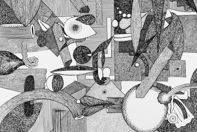 Please only view in HD, otherwise the lines turn into soup. Drawn on 20 pieces of paper. Animation by Lilli Carré, sound by Alexander Stewart, 2014.