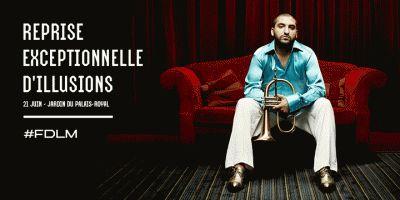 Fête de la musique 2015 : Ibrahim Maalouf en concert gratuit au Jardin du Palais Royal